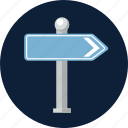 direction, guide, journey, location, road, street, wayfinding sign