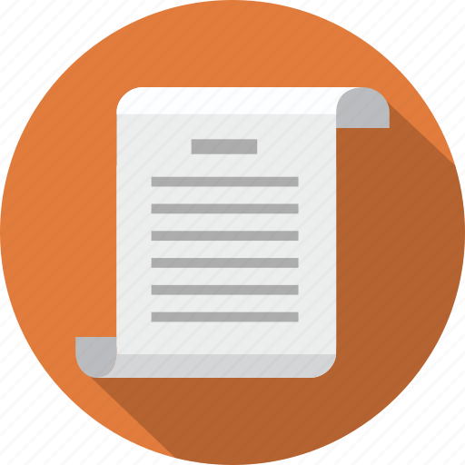 article, document, file, letter, mail, paper, sheet icon