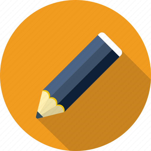 crayon, edit, pen, pencil, tool, write icon