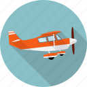 aircraft, airplane, flight, plane, transport, vehicle icon
