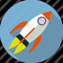 fly, launch, rocket, ship, shuttle, spacecraft, spaceship