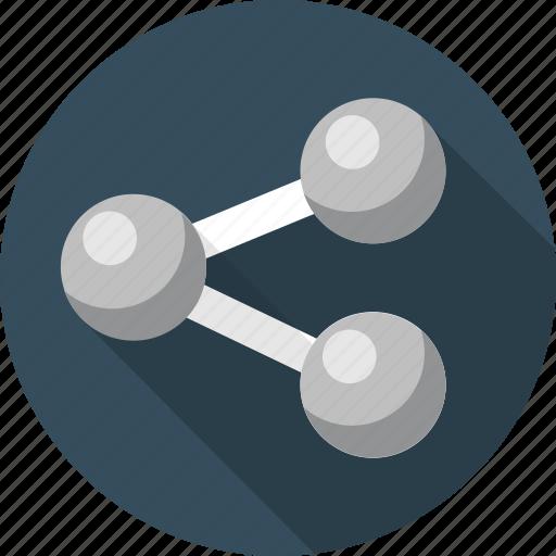 internet, net, network, send, share, sharing, social icon