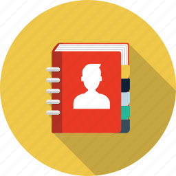 address, agenda, book, call, contacts, users icon