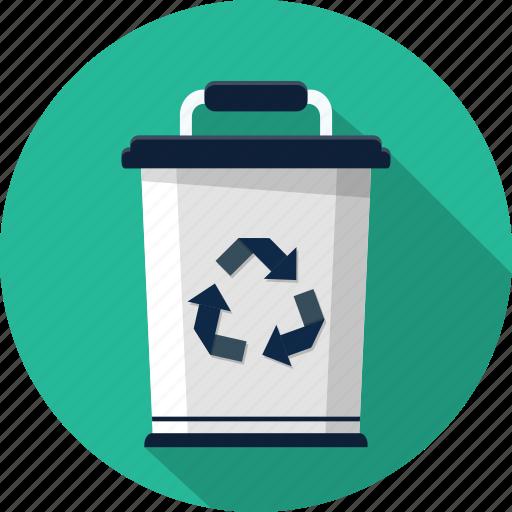 Bin, can, dustbin, trash icon - Download on Iconfinder