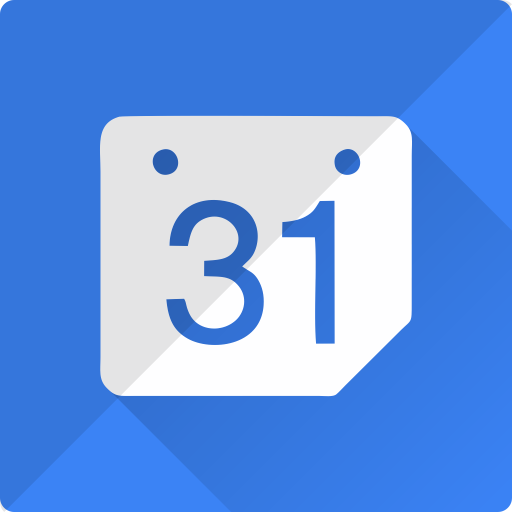 calendar, clock, event, google, schedule icon
