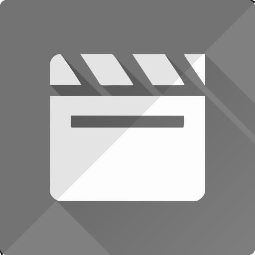 docs, film, google, media, movie, play, video icon