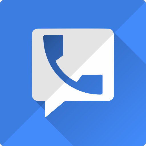 bubble, call, google, phone, talk, telephone, voice icon
