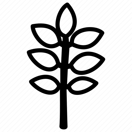 ecology, flora, flower, green, leaf, nature, plant icon