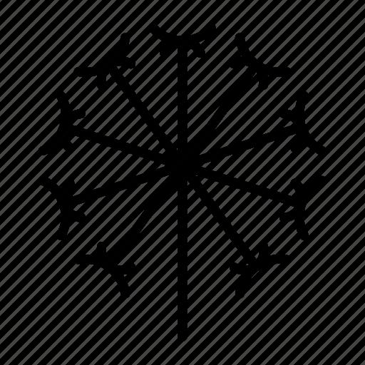 allium, blossom, flower, nature, spring icon