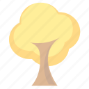 forest, plant, tree icon