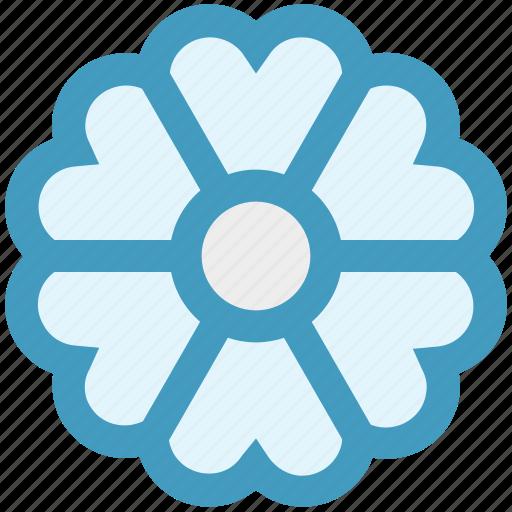 blossom, flower, garden flower, marquis, nature icon