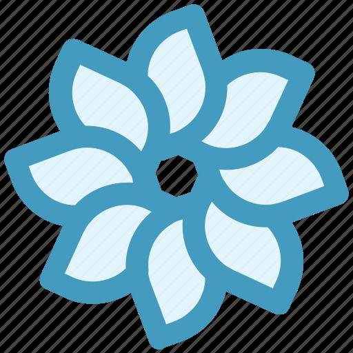 floral, flower, garden flower, nature, plant icon