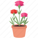 bloom, floral, flowers, garden, gardening, spring icon