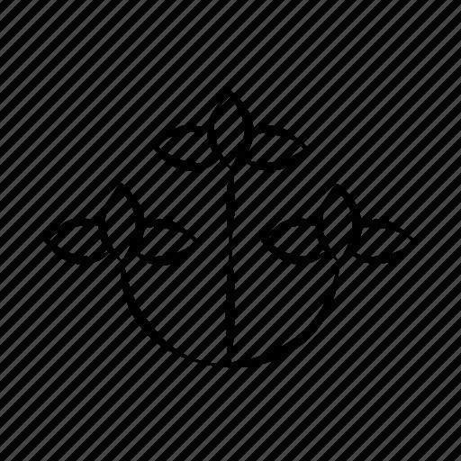 blossom, bouquet, eco, flower, plant icon