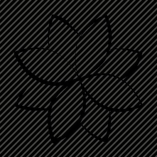 blossom, daisy, eco, flower, plant icon