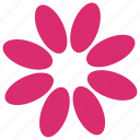 bloom, ecology, enviroment, floral, flower, nature, plant icon