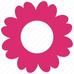 abstract, flower, good luck, lucky, plant icon