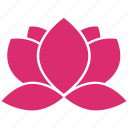 ecology, flower, leaf, leaves, lotus, nature, plant icon