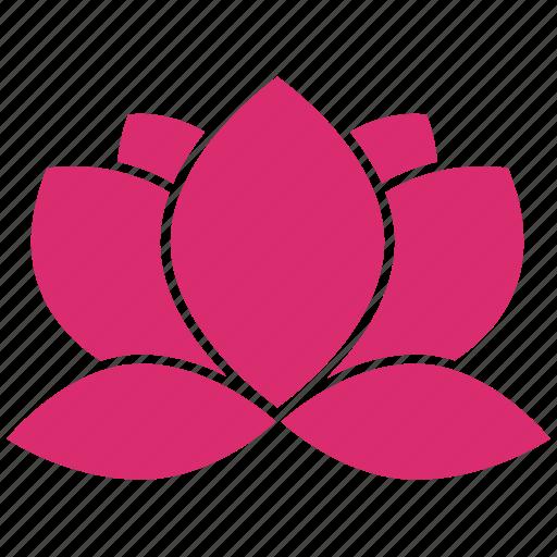 ecology, flower, leaf, leaves, lotus, nature, plant icon