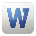 ms, word icon