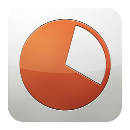 ms, powerpoint icon