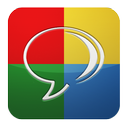 google, talk icon