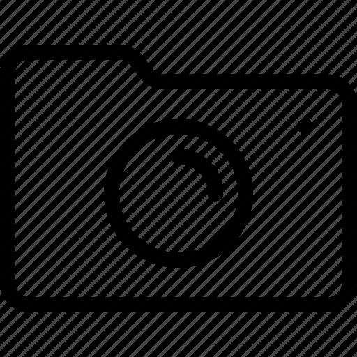 camera, folder, photos, pictures icon