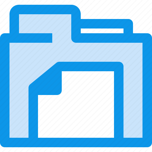 archive, binder, business, document, folder, office icon
