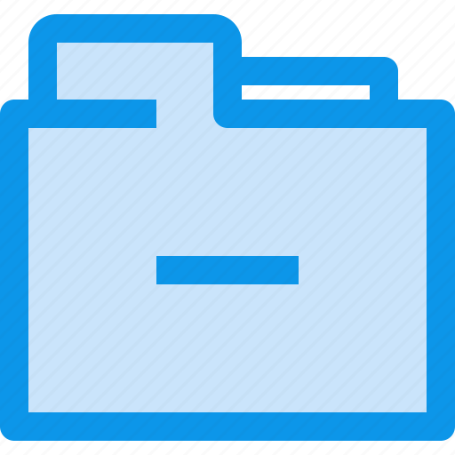 archive, binder, business, document, folder, office, remove icon