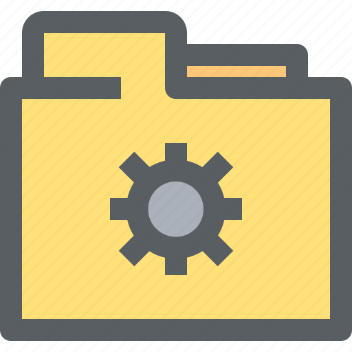 archive, binder, business, document, folder, office, process icon