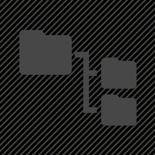 computer, directory, folder icon