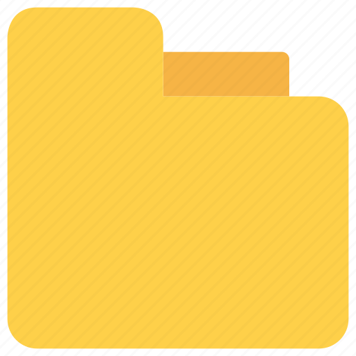 document, file, folder, management, office icon