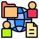 business, document, folder, global, information, office, paper