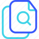 25px, file, iconspace, multiple, search icon