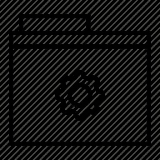 change, document, folder, setting icon