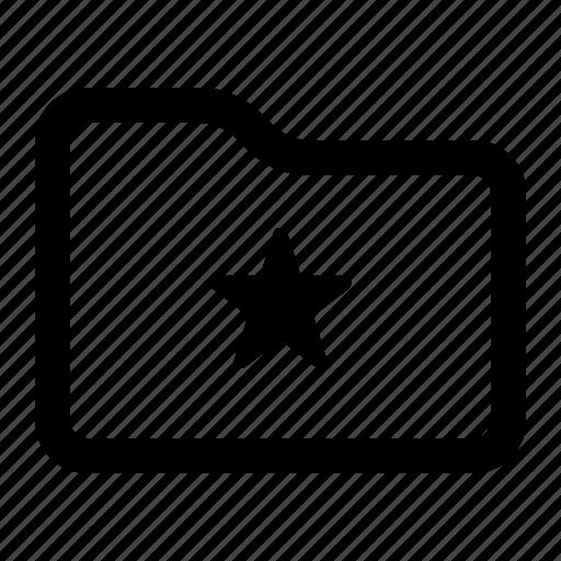 bookmark, favorite, files, folder icon