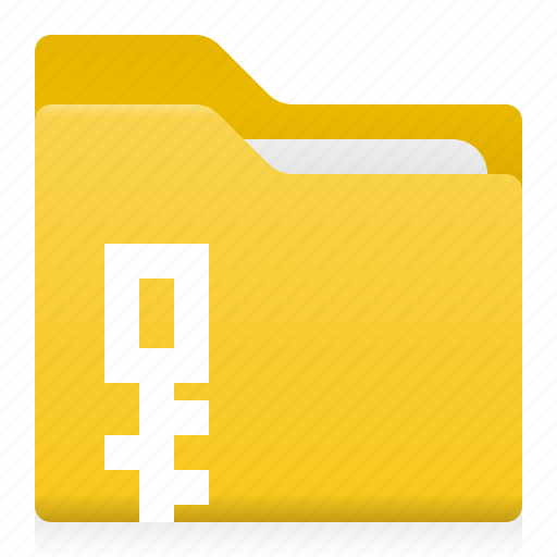 archive, compress, document, folder, office, zip icon
