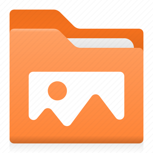 canvas, document, folder, image, office, picture icon
