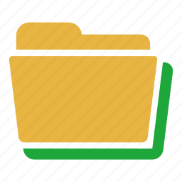 archive, data, document, extension, folder, folders, storage icon