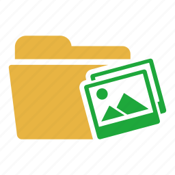 camera, document, extension, folder, images, photography, photos icon