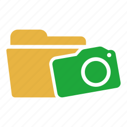 camera, document, extension, folder, image, photo, photography icon