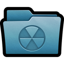 burn, burnable, cd, folder, mac, write icon