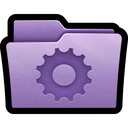 configuration, folder, gear, mac, preferences, settings, smart icon