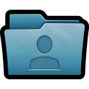 account, folder, mac, man, user icon