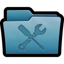 configuration, folder, mac, preferences, repair, tools, utilities icon