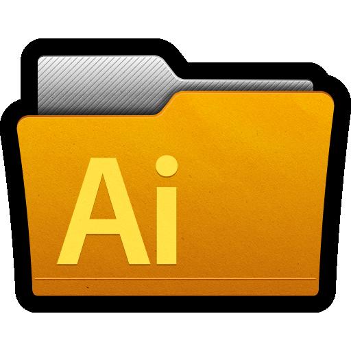 adobe, cs5, directory, documents, folder, illustrator icon