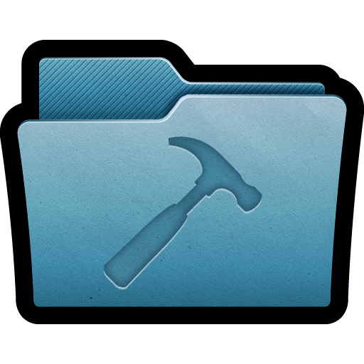 developer, folder, mac, settings, tool, tools icon