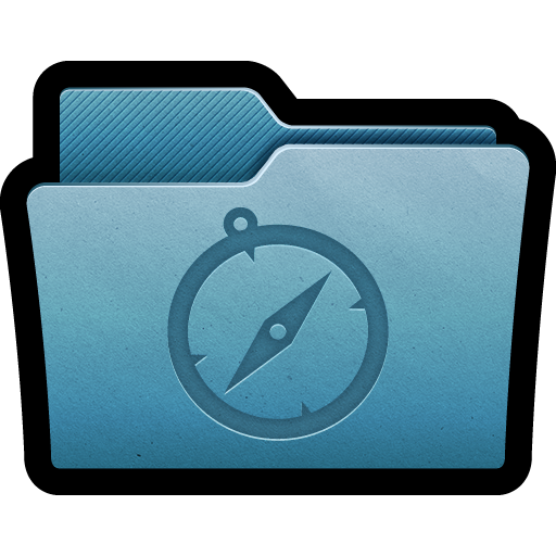 bookmarks, favorites, folder, mac, sites, web, websites icon