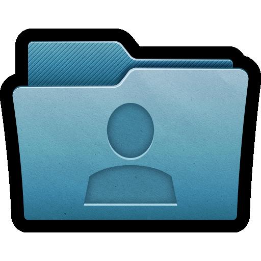 account, folder, mac, man, user icon