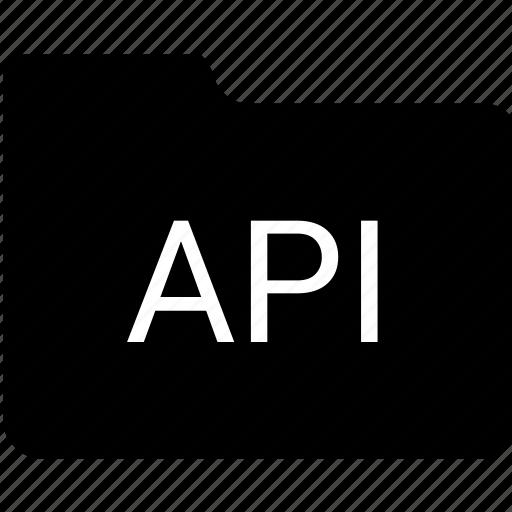 api, app, component, file, folder, manual, program icon